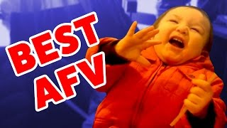 ☺ AFV (NEW!) Funniest Kids & Pets Bloopers & Moments of 2016 (Funny Fail Clip Montage)