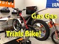Gas Gas Contact 250 ES Trials Bike Introduction