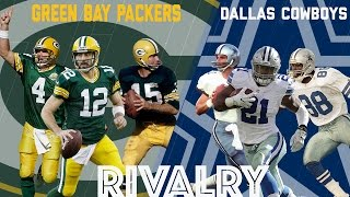 Packers vs. Cowboys: A Complete History | #ThrowbackThursday | NFL NOW
