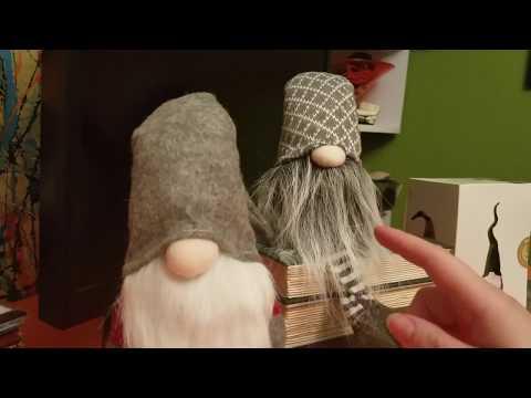 Handmade Swedish Tomte, Nisse Christmas Gnome