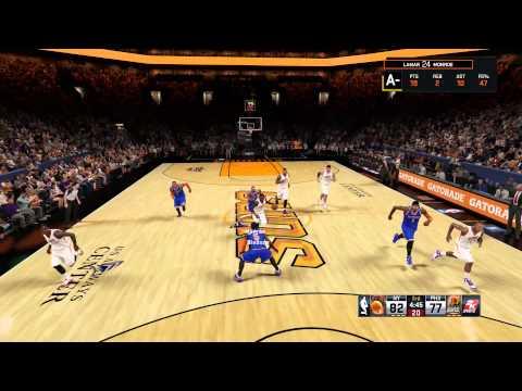 NBA 2K15 MyCareer - Too Many Turnovers and Fouls!!