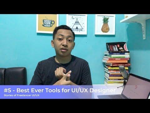 #5 - Best Tools for Freelancer UI/UX Designer