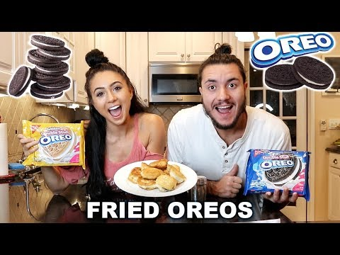 HOW TO MAKE EPIC FRIED OREOS | FRIED GOODNESS | COOKING IT UP