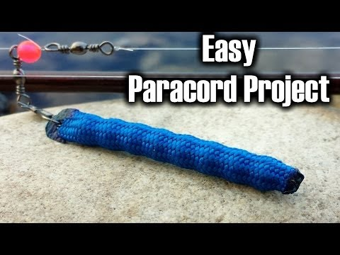 DIY Paracord Slinky Weight