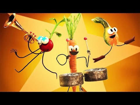 StoryBots | Veggie Boogie | Learning Songs 🎶 Different Vegetables
