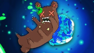 GIANT BEAR CRUSHES EARTH | Pit People #1