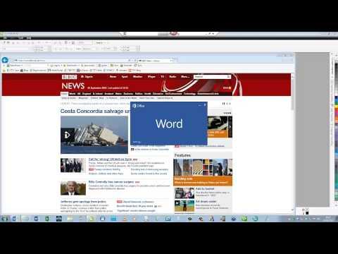 Using Windows Remote Desktop Connection