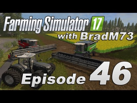 Farming Simulator 17 - Let's Play! - Episode 46 - I pay back my loan!!