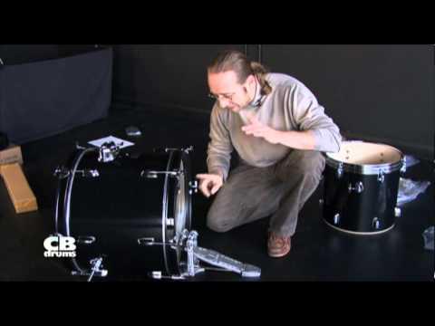 Bass Drum Pedal Set-up