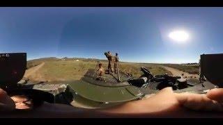 Amphibious Assault Vehicle at Camp Pendleton