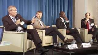Conférence Kusuntu-Orrick 2012 - Panel 1 - Les Défis du Capital Investissement en Afrique