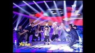 Download Fabulos! El e noul Michael Jackson! David Focsanschi dansează la Next Star pe melodia
