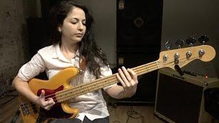 Basic Slap Bass with Yonít Spiegelman