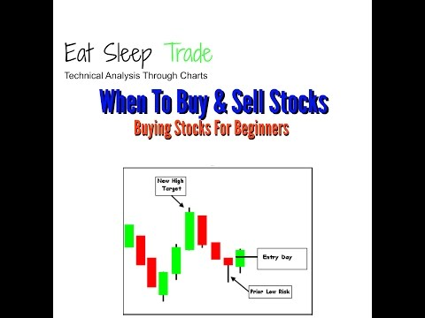 When To Buy and Sell Stocks: Buying Stocks for Beginners