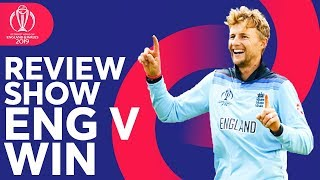 The Review - England vs West Indies | Root Hits Another Ton! | ICC Cricket World Cup 2019