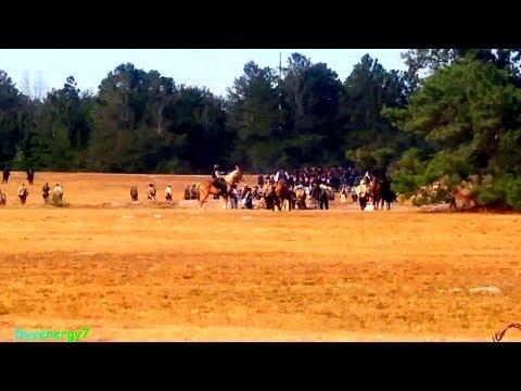 BrooksVille Raid, 2019, Confederate Reenactment