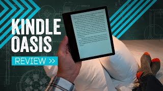 Kindle Oasis Review: The Bookworm