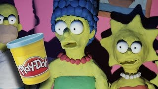 The Simpsons couch gag [YOU'RE NEXT]