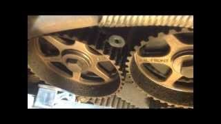Water Pump And Timing Belt Replacement