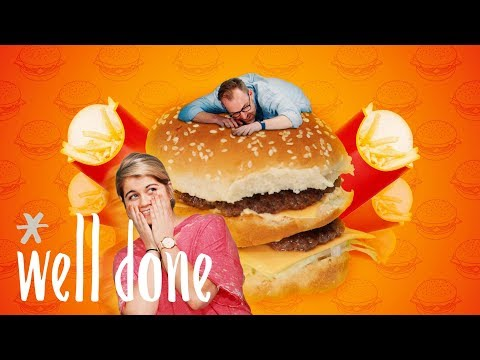 Copycat McDonald's Big Mac: Which Fast Food Burger Will Win? | Homemade Vs. The Internet | Well Done