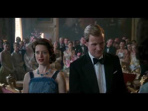 The Kennedys meet Queen Elizabeth. The Crown [2x8]