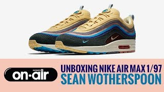 6e7486fc85 nss unboxing the Nike Air Max 1/97