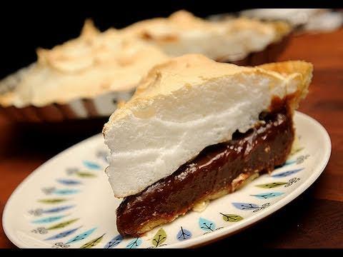 In the Kitchen with Ken -  Aunt Martha's Chocolate Pie