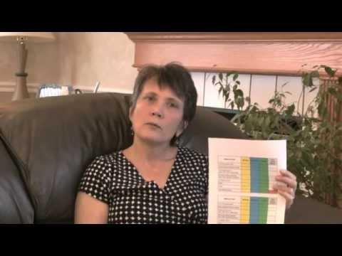 How to set up goals for a behavior chart. Part 1 of 3