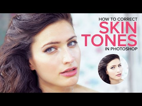 How to Correct Overexposed Skin Tones in Photoshop
