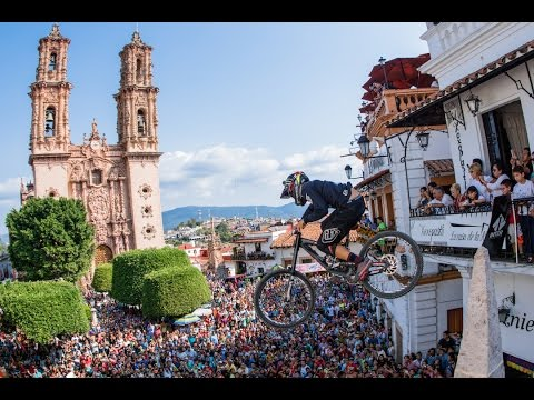 Downhill Taxco 2015
