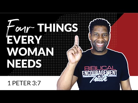 The Four Needs Every Woman Desperately Wants Her Man to Meet