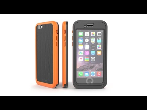 Dog & Bone Wetsuit Impact Case for iPhone 6s Plus and 6 Plus