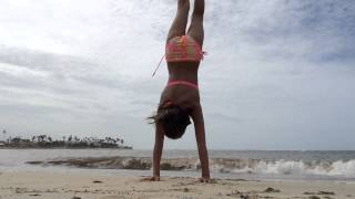 How to do a handstand and how to hold it longer| Forever Gillian
