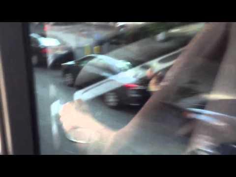 Mega bus ride