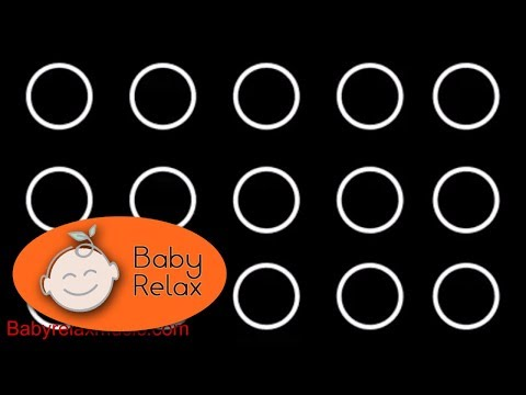 STOP BABY CRYING FAST Songs To Sooth Calm Teething Colicky Grumpy Babies Relaxing Stimulation Music