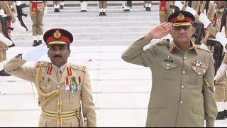 Sri Lankan army chief calls upon COAS Qamar Javed Bajwa | 24 News HD