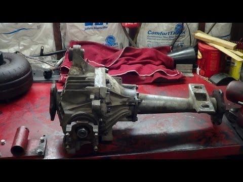 GM 8.25 IFS front diff rebuild part 2