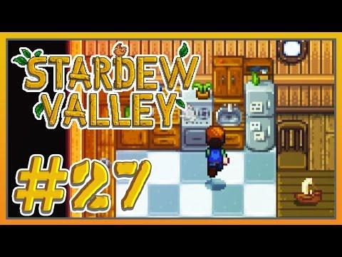 Stardew Valley - #27 - Cooking in the Kitchen