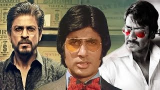 Amitabh, Ajay Devgn Or Shahrukh Khan - Who Looks Best As DON ? VOTE HERE