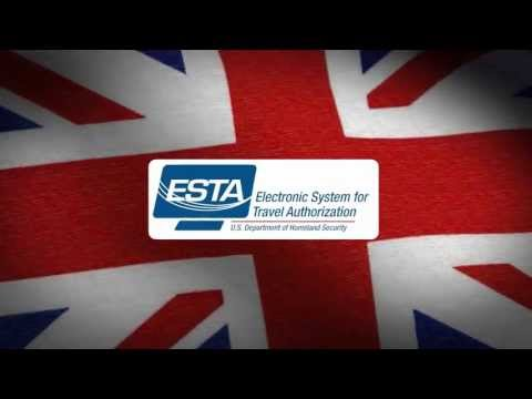 How to Apply for ESTA - Electronic System for Travel Authorization.