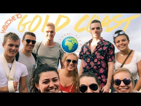 Tree Top Challenge *GONE WRONG* We Got Stuck... | Travel Vlog | Studying in Australia Vlog #7
