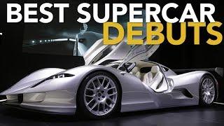 Top 6 Best Supercar Debuts: 2017 Frankfurt Motor Show