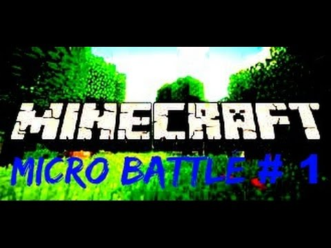 Minecraft MICRO BATTLE #1 Fly Hacking on Mineplex ( Lucid Hack Client )