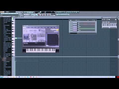 Making Dubstep, Glitch Hop & BigBeat snares Using Sytrus [Tutorial]