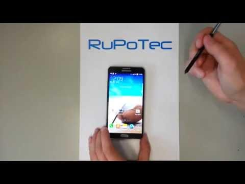 Tastatur-Texterkennung T9 ausschalten auf Samsung Galaxy Note 3