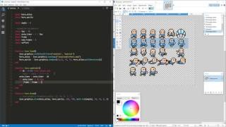 Love2D Tutorial EP1: Setup, displaying some text and a