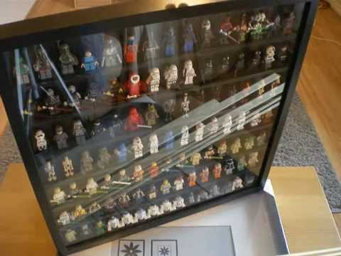 How to make a Lego Minifigure display case (part 1 of 2)