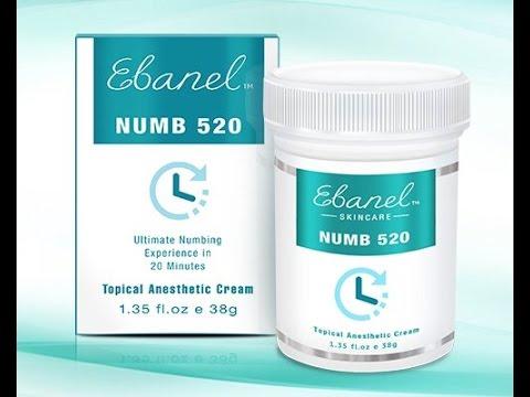 Numb 520 (1.35oz  38g) 5% Lidocaine, Liposomal Technology