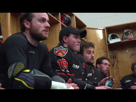 Sights & Sounds: Princeton Men's Hockey ECAC Semifinal Win vs. Cornell