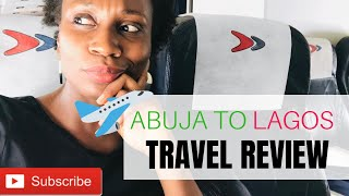 LAGOS TO ABUJA FLIGHT on DANA AIR NIGERIA   Is it WORTH IT?   Sassy Funke